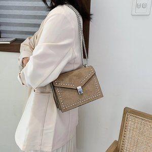 Venice Haul- Leather Crossbody & Shoulder Bag